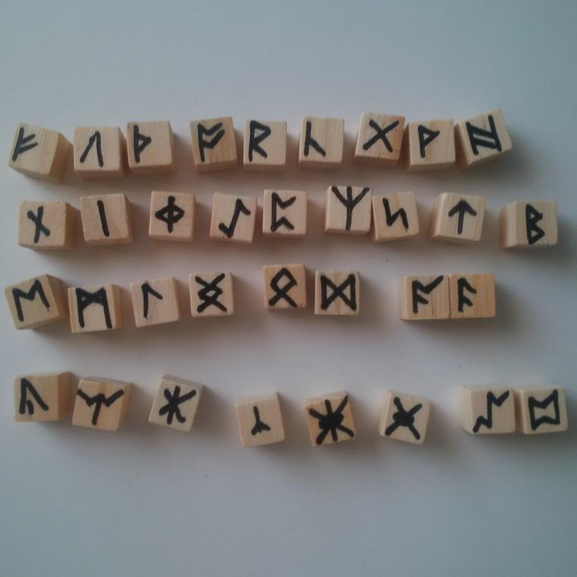 Barefoot Path Rune Stones
