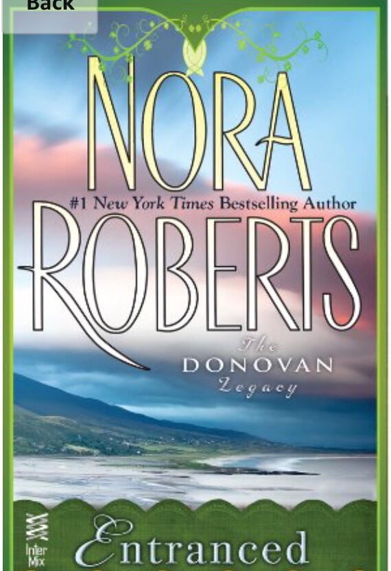 Nora Roberts Entranced